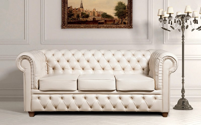 Chesterfield 3 Sofa